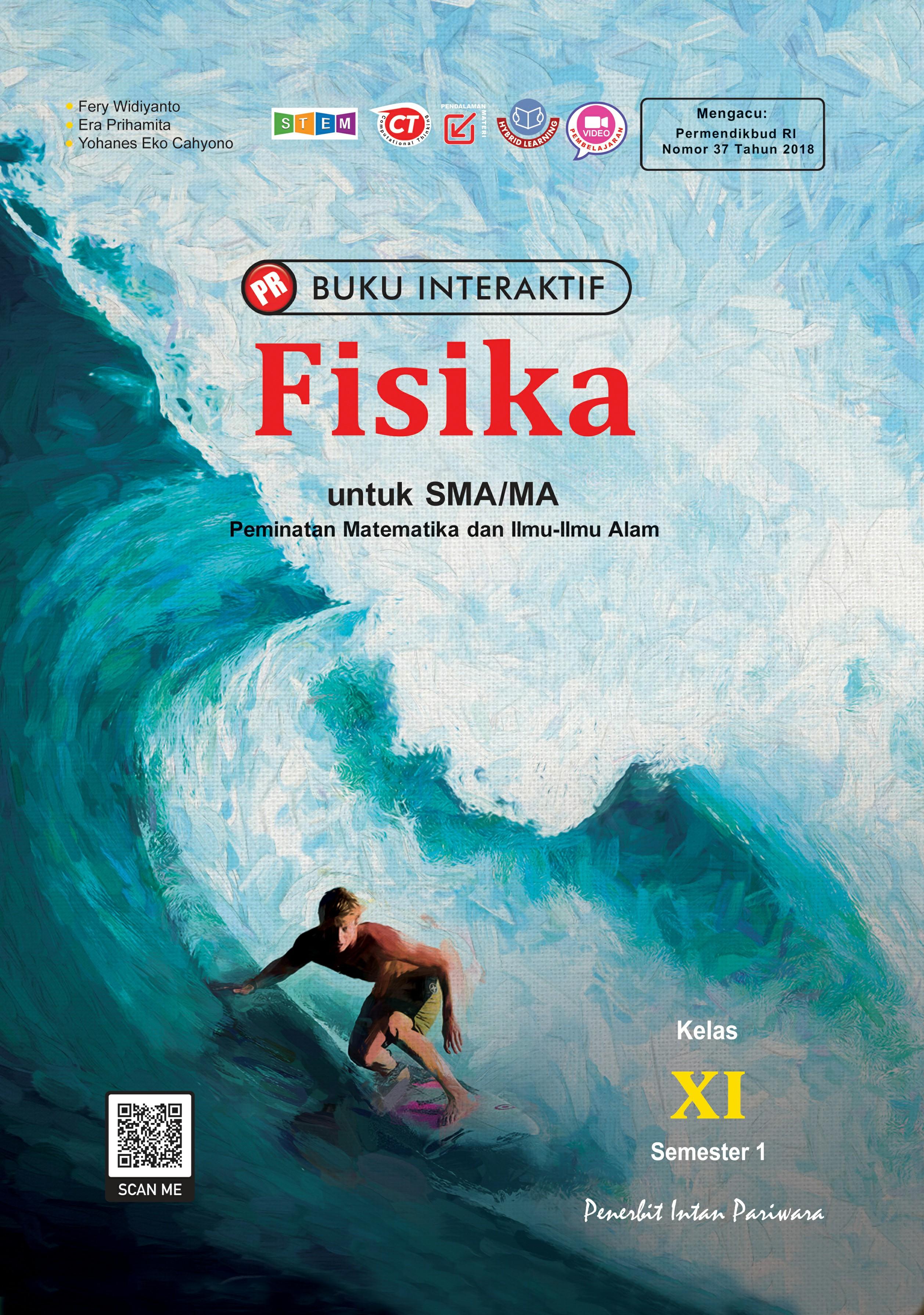 Buku Interaktif Fisika XI Semester 1