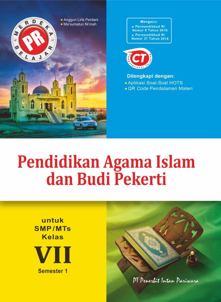 PR Pendidikan Agama Islam dan Budi Pekerti VII Semester 1 Thn 2020/2021