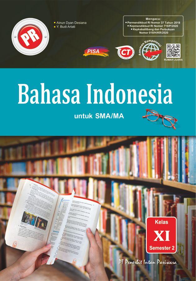 PR Bahasa Indonesia XI Semester 2 Thn 2020/2021