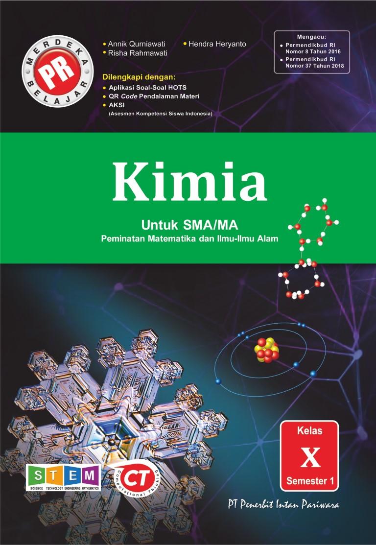 PR Kimia X Semester 1 Thn 2020/2021
