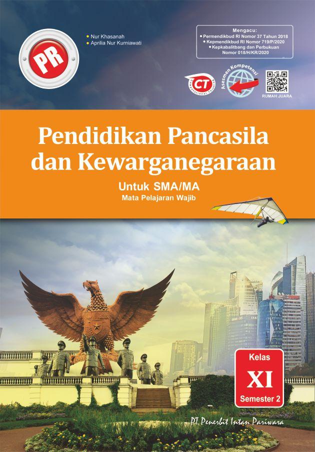 PR Pendidikan Pancasila dan Kewarganegaraan XI Semester 2 Thn 2020/2021