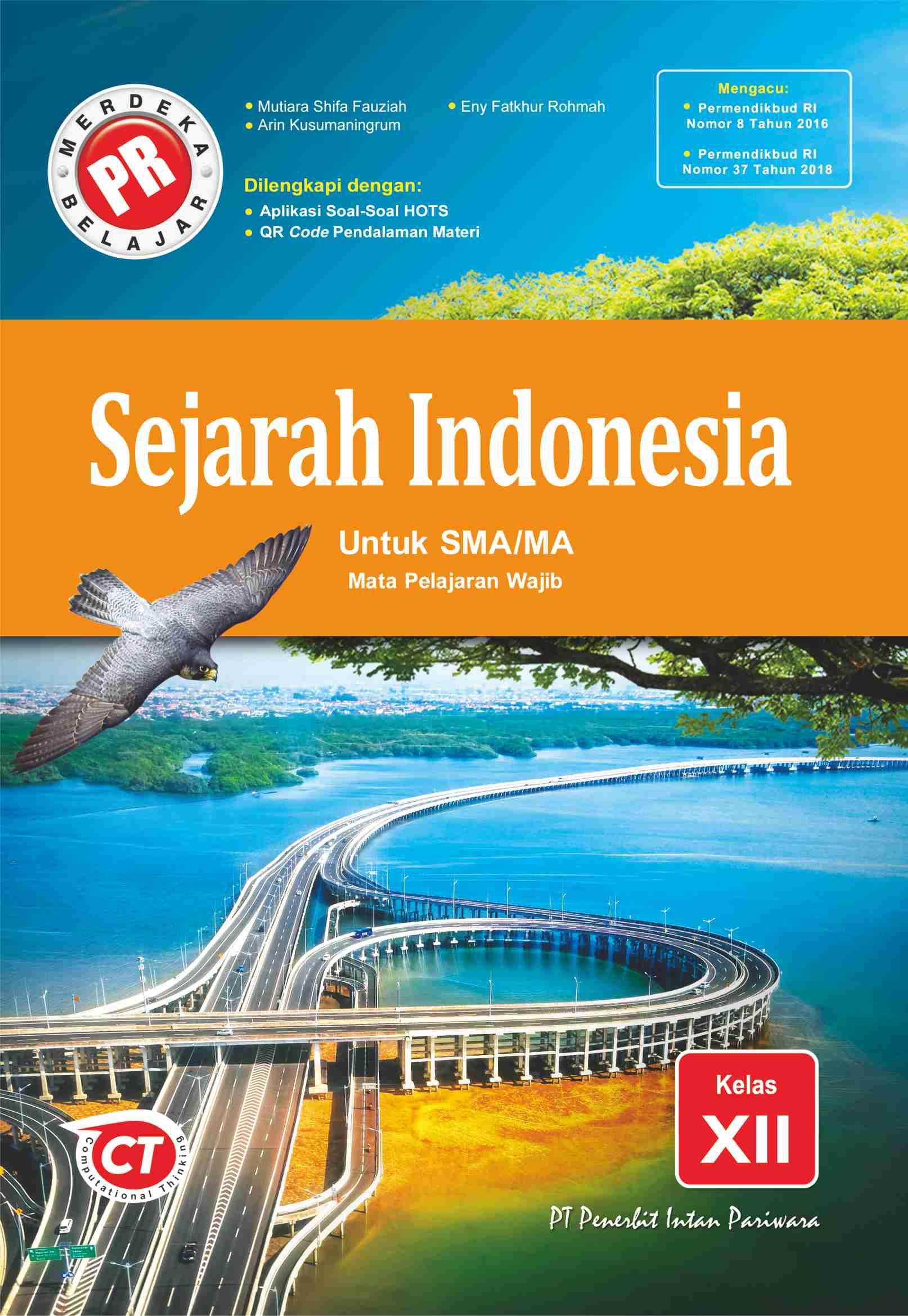 PR Sejarah Indonesia XII Tahunan Thn 2020/2021